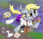 (NATG) Schoolgirl Muffin by Chopsticks-Pony