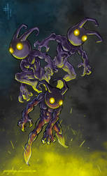 Kingdom Hearts: The Darkness by JerryTengu