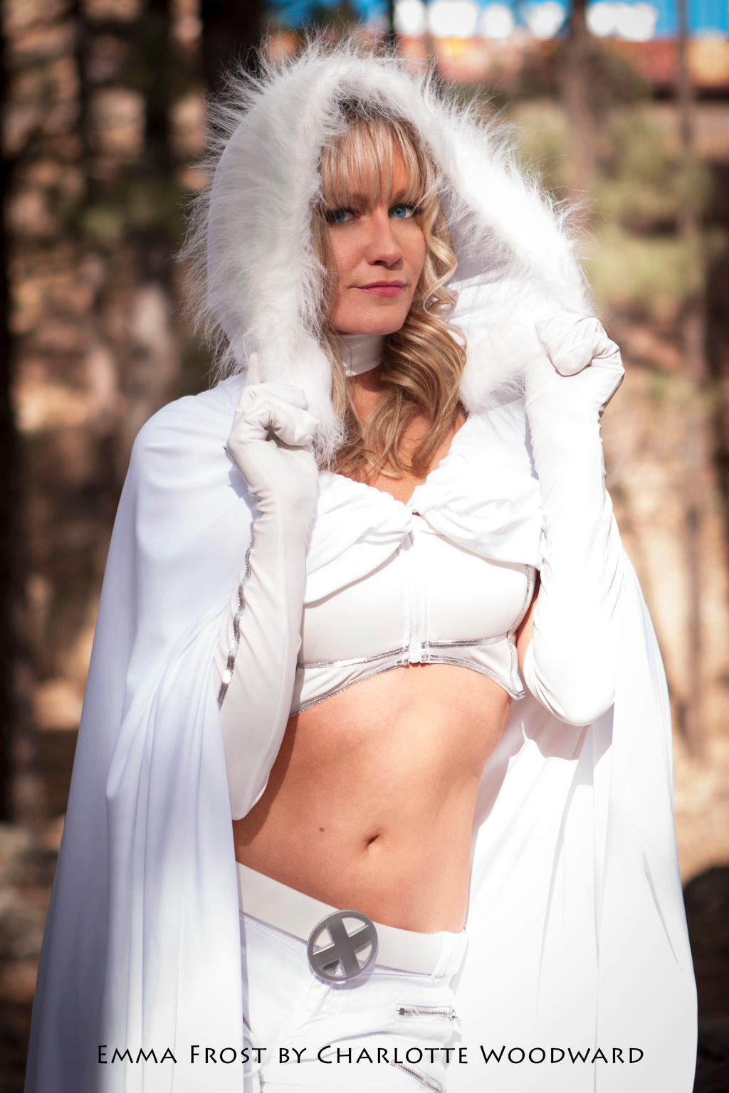 Emma Frost Cosplay for Project Hero by ImNovalex on DeviantArt