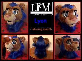 Fursuit Commission - Lyon the Lion