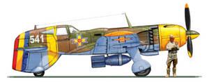 Veeblefitzer Ve-429 Romanian Rhapsody by Jimbowyrick1