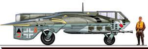 Veeblefitzer Ve-712B  Flying Tank by Jimbowyrick1