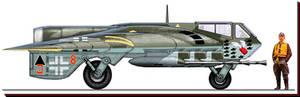 Veeblefitzer Ve-712B  Flying Tank