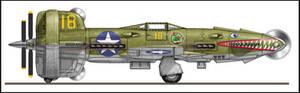 Veeblefitzer Cuddabara P-401A