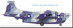Veeblefitzer Boeing Night Sea Fort