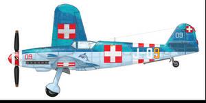 Swiss Navy Ve-Bf-109 N Dolphin