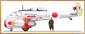 Veeblefitzer-Nakajima Ki-143 ''Heavenly 'Roid''