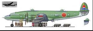 Veeblefitzer - Nakajima G12N ''Wanda'' Bomber