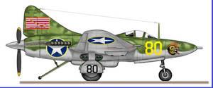 Veeblefitzer A-41 Rattlesnake by Jimbowyrick1