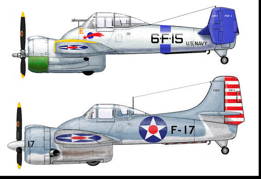 Grumman-Veeblefitzer F5F-2 Sea Rocket