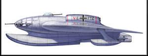 Veeblefitzer Ve-181 ''Narwhal'' Prototype