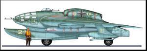 Veeblefitzer Ve-181A ''Narwhal'' Torpedo Bomber