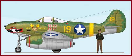 Veeblefitzer-Bell P-39J ''Cobra Jet''
