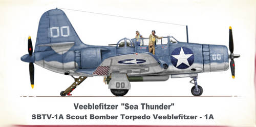 Veeblefitzer Sea Thunder Improvement