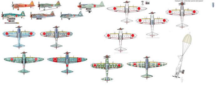 Veeblefitzer Ve-96 Impossible Fighter Variants