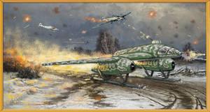 Veeblefitzer Ve-792A  Ski Bomber