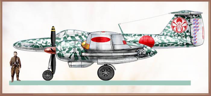 Veeblefitzer Kawadanga VK-9C - Sociopath Fighter