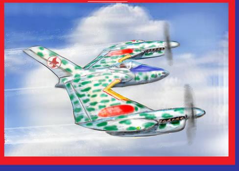 Veeblefitzer OnoYoko Fighter