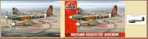 Veeblefitzer Westland Devilwind