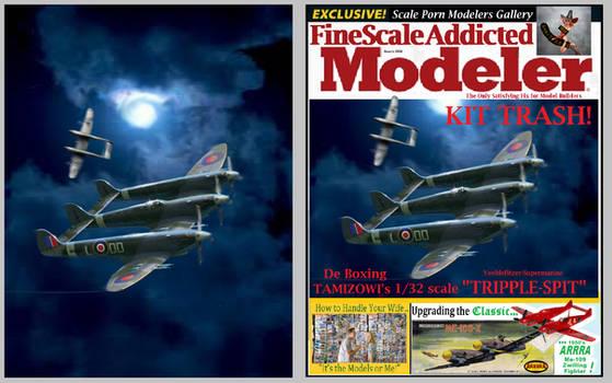 Veeblefitzer Supermarine Tripple Spitfire