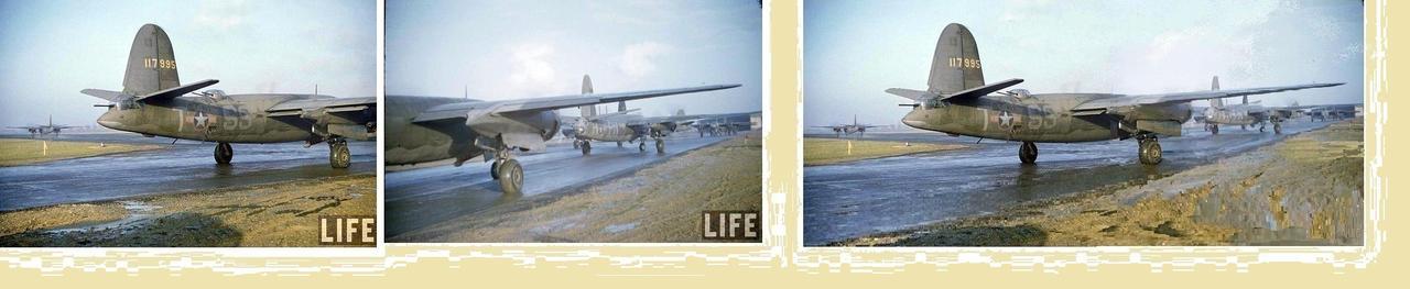 Preliminary USAAF Tribute