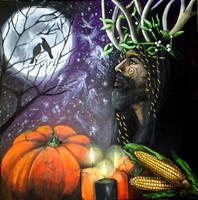 Samhain by oshuna