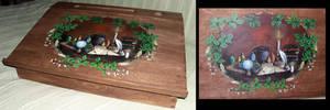 Writing box -Witchcraft by oshuna