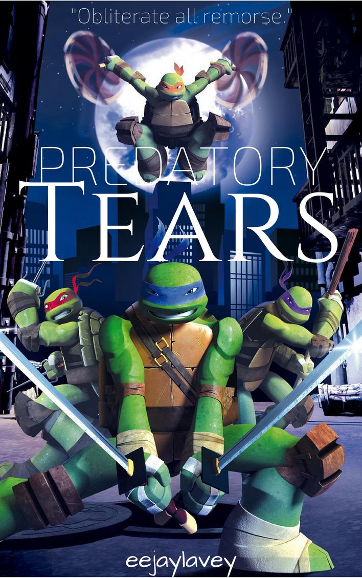 Predatory Tears by EejayLavey