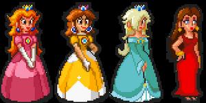 Super Princess All-Stars