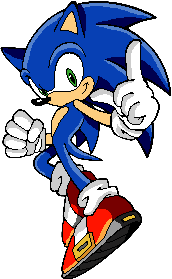 Sonic the Hedgehog by SirPeaches