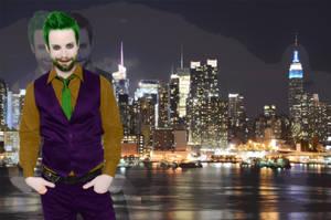 Joker by jabbycat