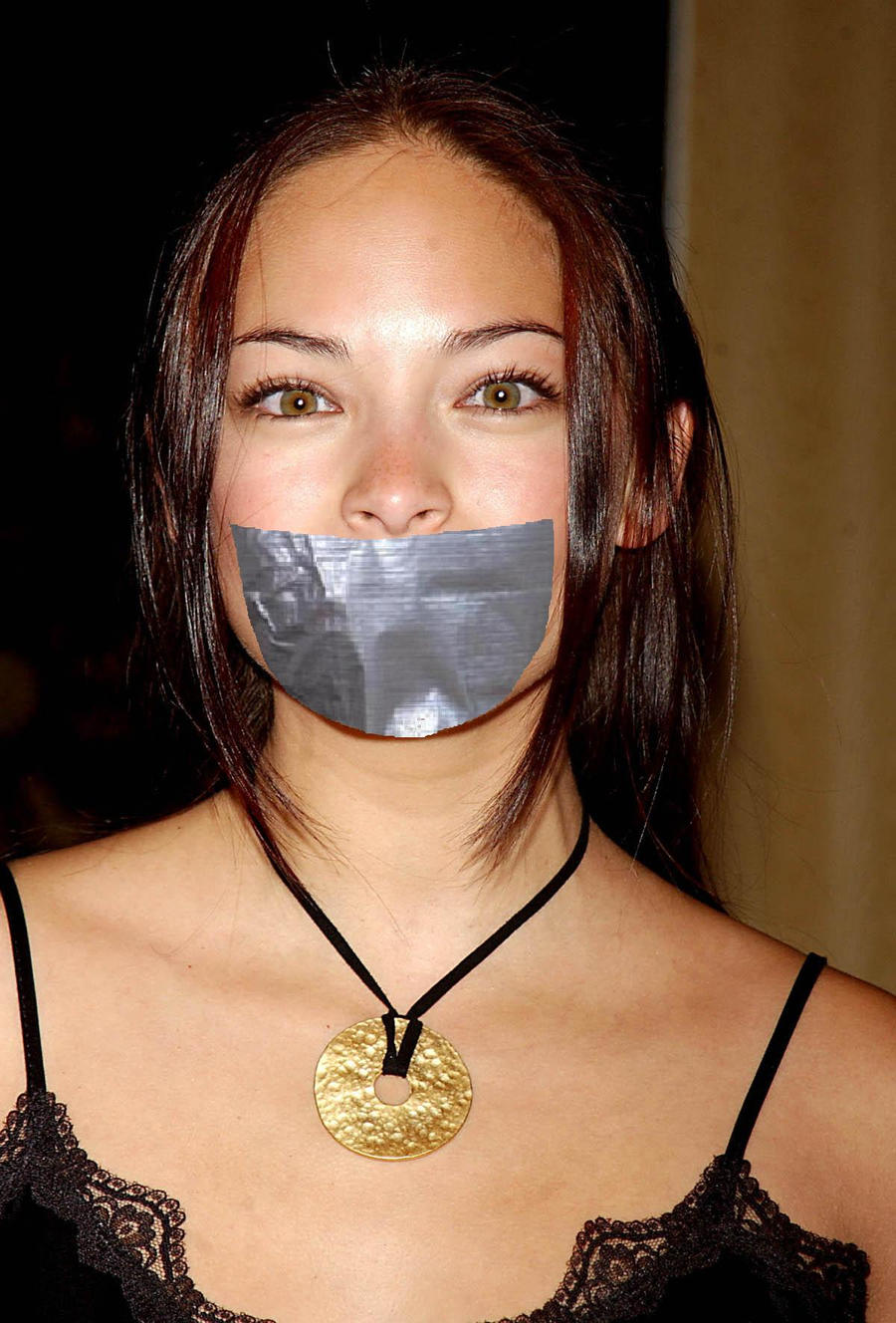 Tape Gagged By