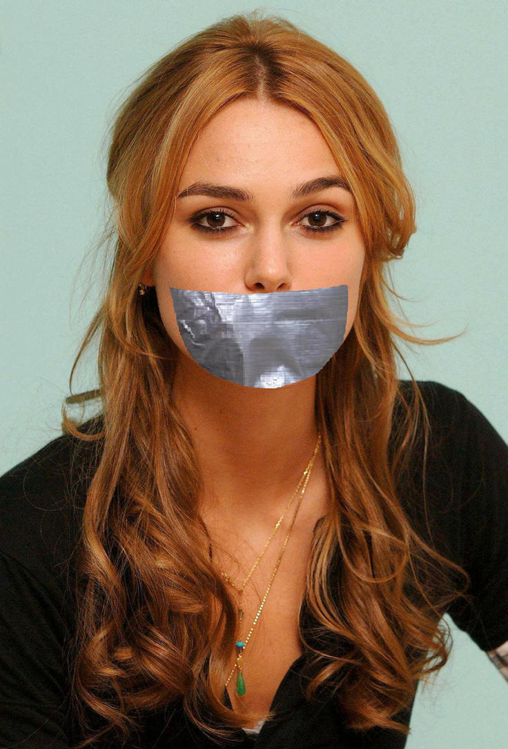 keira knightley tape gagged by ikell d2z9utn Also pictures: no sign up free porn video