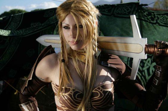 Cosplay Jora (Guild Wars: Eye of the North) by ArwenLothlorien