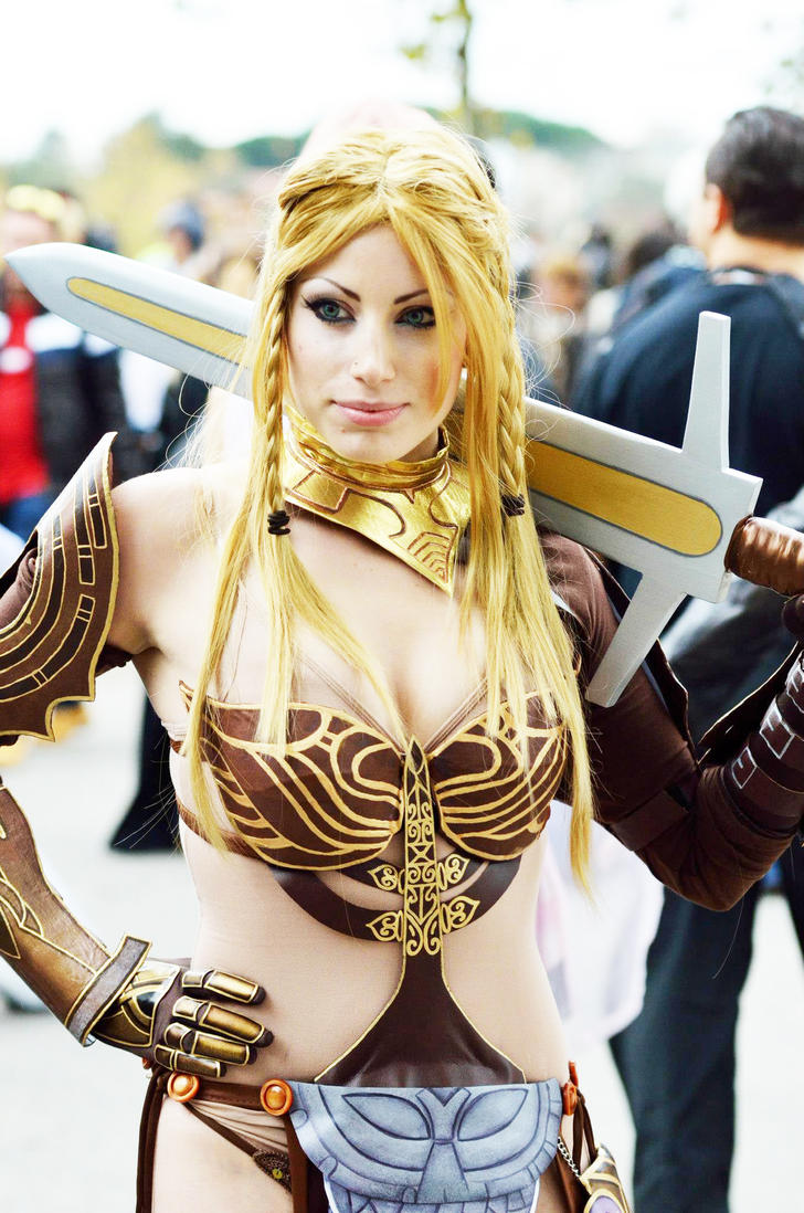 Cosplay Jora (Guild Wars: Eye of the North) by ArwenLothlorien