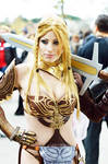 Cosplay Jora (Guild Wars: Eye of the North)