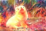 Dream Seal 8/12/17 - Singing Life by MatthewandKatlayn