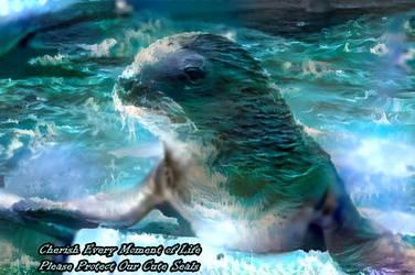 Dream Seal Art Everyday I Lived -10/3/1998 by MatthewandKatlayn