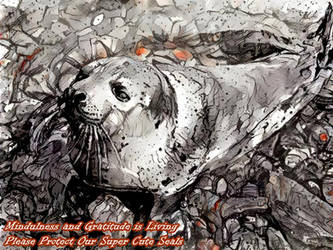 Dream Seal Art Everyday I Lived -10/6/1998 by MatthewandKatlayn