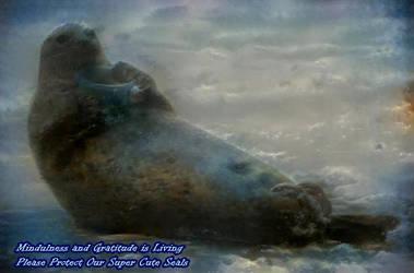 Dream Seal Art Everyday I Lived -10/7/1998 by MatthewandKatlayn