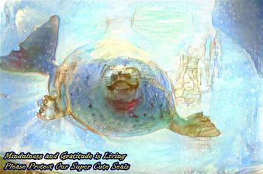 Dream Seal Art Everyday I Lived -10/8/1998 by MatthewandKatlayn