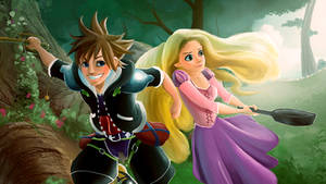 Kingdom Hearts Untangled by Ardinaryas