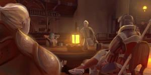Eorzea Tavern