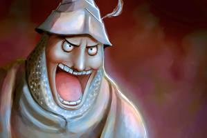 Grumpy Steiner by Ardinaryas