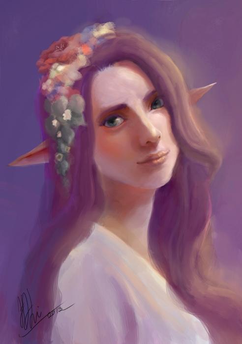 The Elf Virgin by Ardinaryas
