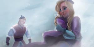 Frozen by Ardinaryas