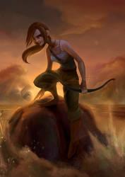 Tomb Raider Reborn by Ardinaryas