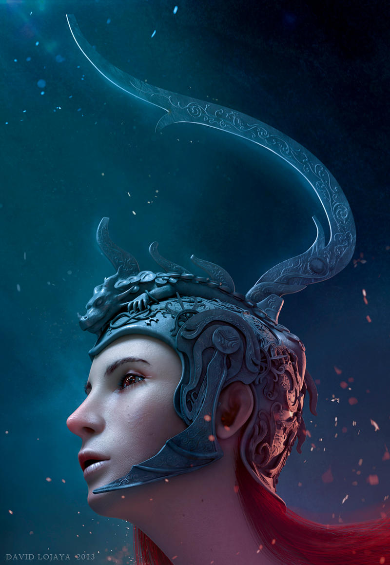 Girl on Fire by Ardinaryas