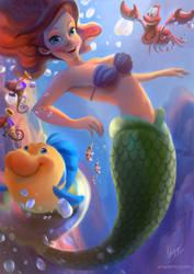 Ocean Party by Ardinaryas