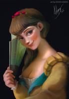Princess by Ardinaryas